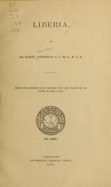 Cover of Liberia