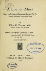 Cover of A life for Africa