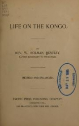 Cover of Life on the Kongo