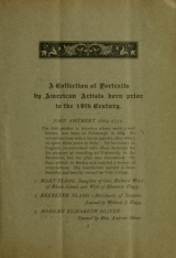 Cover of Loan collection