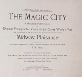 Cover of The magic city