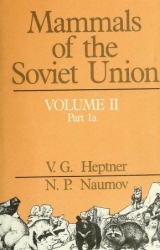 "Cover of ""Mammals of the Soviet Union /"""