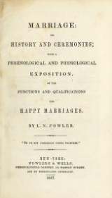 Cover of Marriage