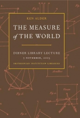 Cover of The measure of the world