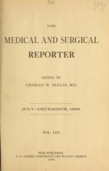 Cover of The Medical and surgical reporter