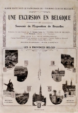 Cover of Les merveilles de l'Exposition