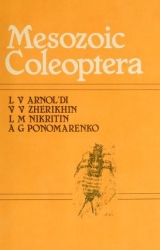 Cover of Mesozoic Coleoptera