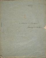 Cover of Mémoire sur la montagne de sel gemme de Cardonne en Espagne