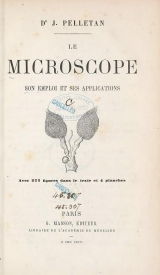 Cover of Le microscope son emploi et ses applications