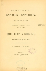 Cover of Mollusca & shells