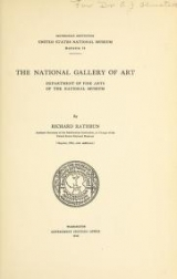 Cover of The National Gallery of Art