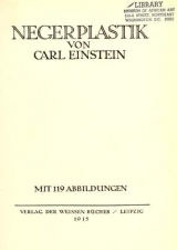 Cover of Negerplastik
