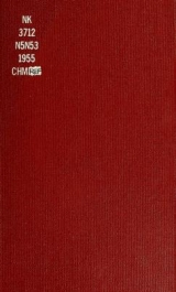 Cover of New York Society of Ceramic Arts