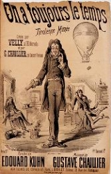 "Cover of ""On a toujours le temps"""