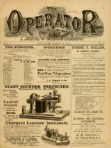Cover of Operator