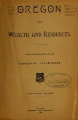 Cover of Oregon