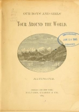 Cover of Our boys' and girls' tour around the world
