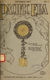 Cover of Pacific era.