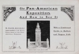 Cover of The Pan-American Exposition and how to see it