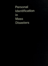 Cover of Personal identification in mass disasters
