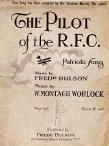 Cover of The pilot of the R.F.C