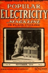 Cover of Popular electricity in plain English