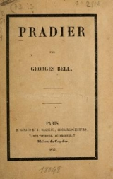 Cover of Pradier