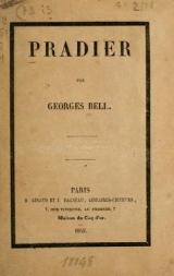 Cover of Pradier