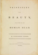 Cover of Principles of beauty relative to the human head
