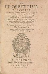 Cover of La prospettiva di Euclide