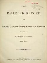 Cover of Railroad record