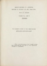 Cover of Random records of a lifetime, 1846-1931 [actually 1932]