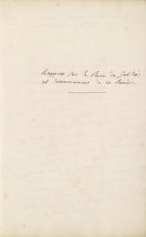 Cover of Rapport sur le procès de Galilée et commencement de ce procès