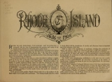 Cover of Rhode Island industries catalogued