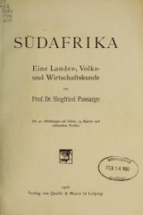 Cover of Südafrika