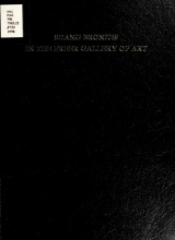 """Cover of """"Shang bronzes in the Freer Gallery of Art /"""""""
