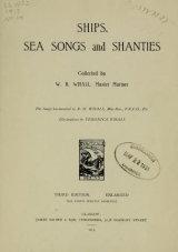 Cover of Ships, sea songs and shanties