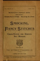 Cover of Smocking, fancy stitches, and cross stitch and darned net designs