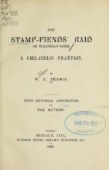 Cover of The stamp-fiends' raid (in Philatelia's cause)