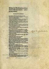 Cover of Su[m]ma de arithmetica geometria proportioni [et] proportionalita