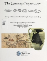 Cover of Surveys and excavations from Chevery to Jacques Cartier Bay
