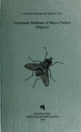 Cover of Systematic database of Musca names (Diptera)
