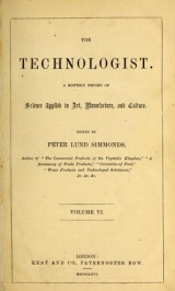 "Cover of ""The Technologist"""