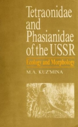 Cover of Tetraonidae and phasianidae of the USSR