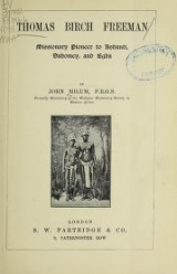 Cover of Thomas Birch Freeman