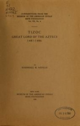 Cover of Tizoc