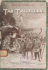 Cover of The Traveller v.3:no.3 (1903:Dec.)