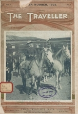 Cover of The Traveller v.3:no.1 (1903:June)