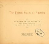 Cover of The United States of America
