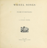 Cover of Wheel songs